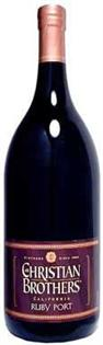 Christian Brothers Ruby Port 750ml - Case of 12